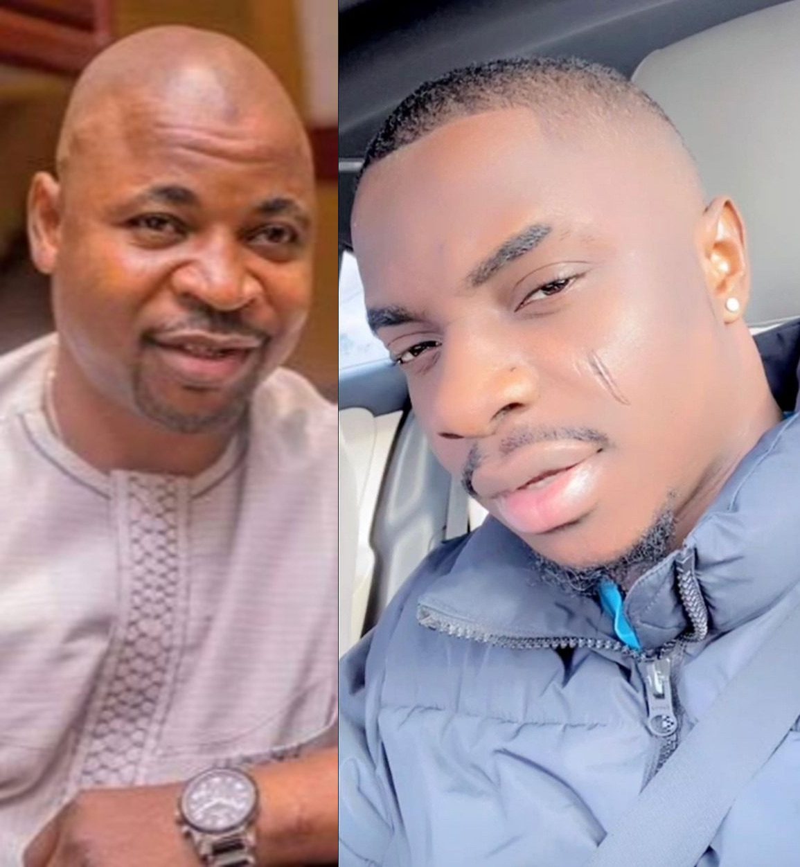 Never be ashamed of your family background - MC Oluomo