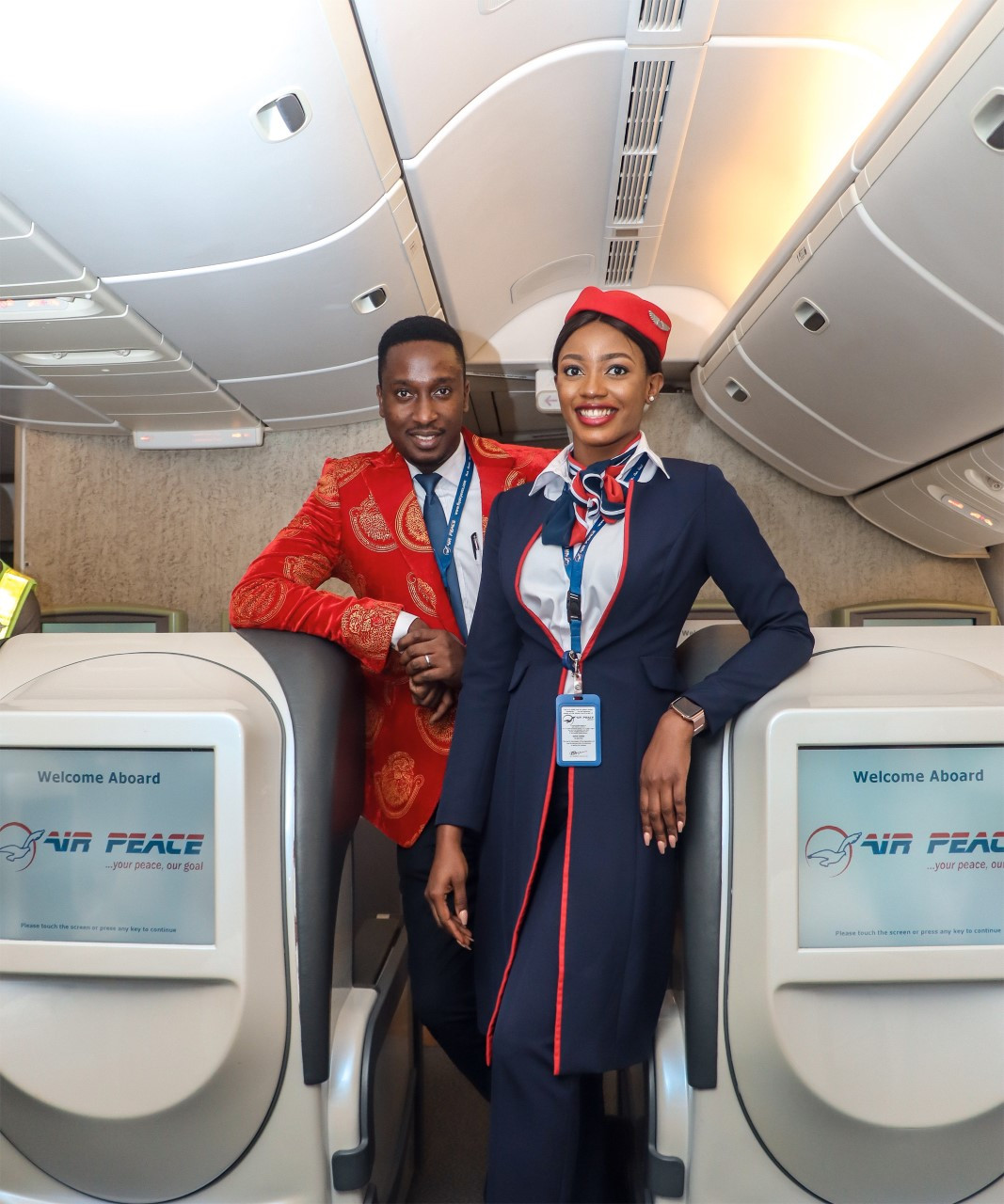 free advert for airpeace