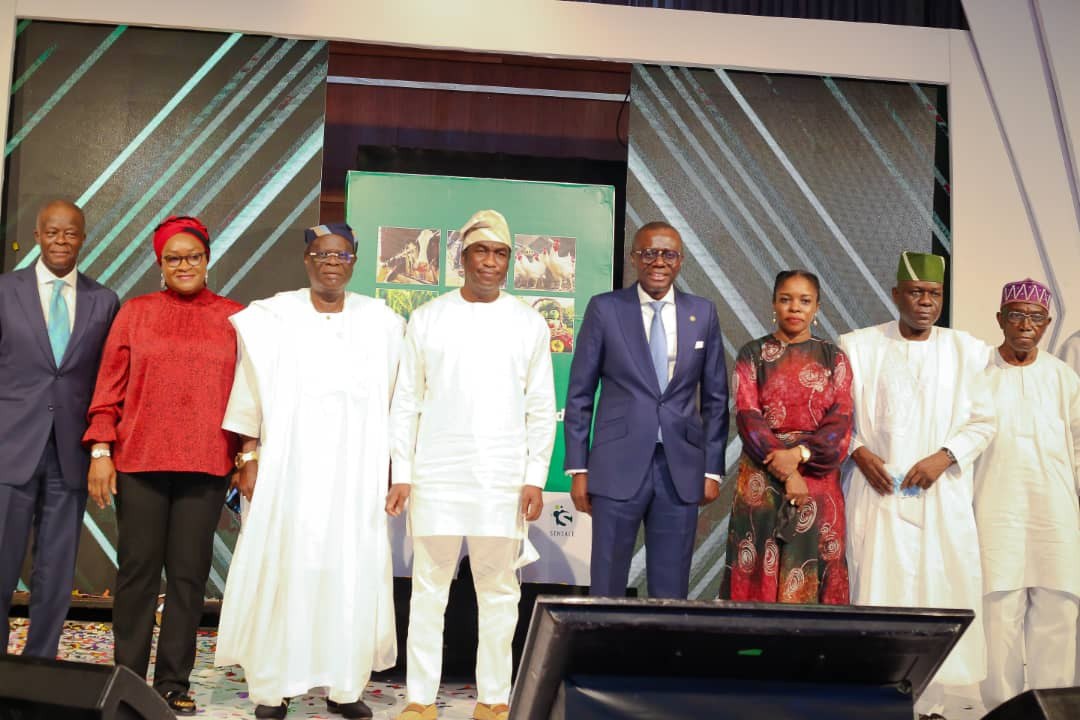 Sanwo-Olu Launches 5-Year Agricultural and Food Security Roadmap