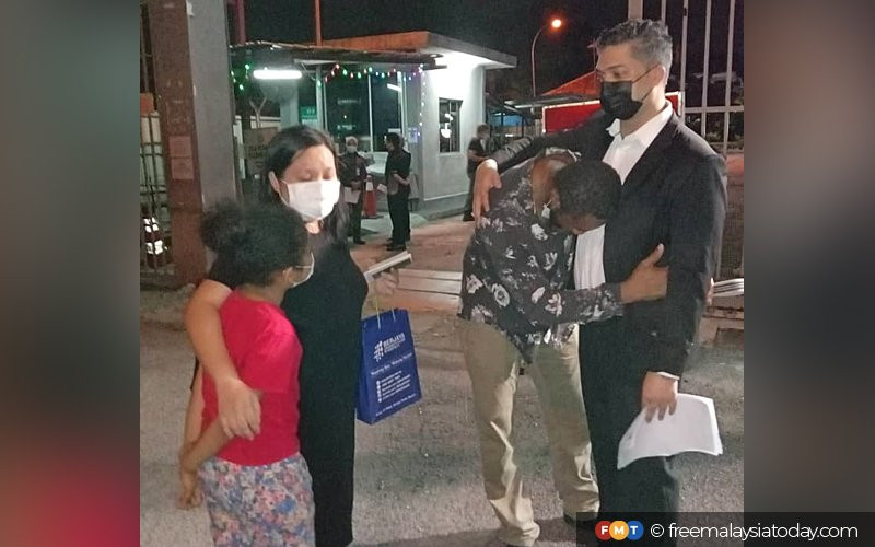 Update: Nigerian man released after 40 days in Malaysia immigration detention centre