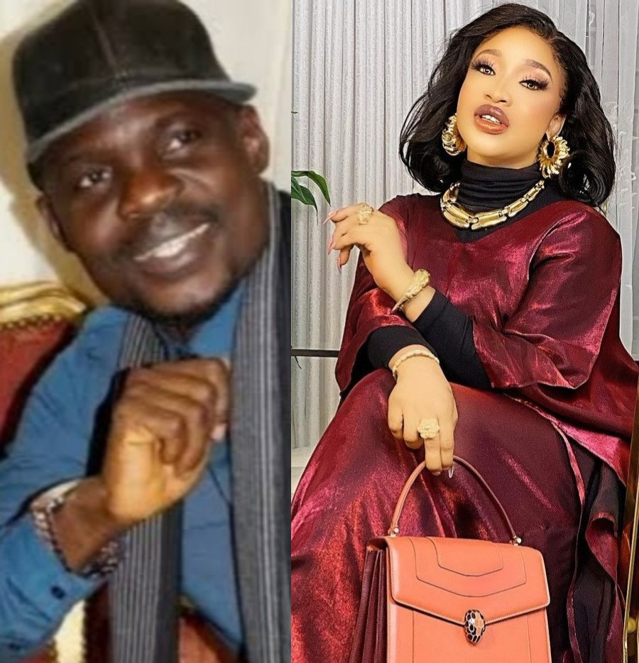 """""""Mothers come out, they have stabbed us"""" Tonto Dikeh vows to """"personally make sure"""" actor Baba Ijesha """"never sees the light of day"""" after he was accused of defiling a minor"""
