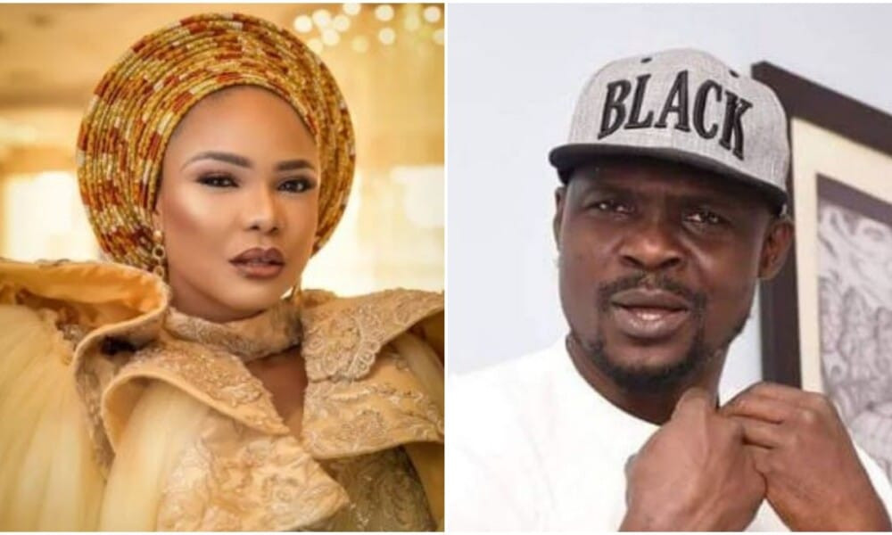 Actress Iyabo Ojo slams her colleagues in the movie industry defending Baba  Ijesha who allegedly defiled a 14-year-old girl (video)