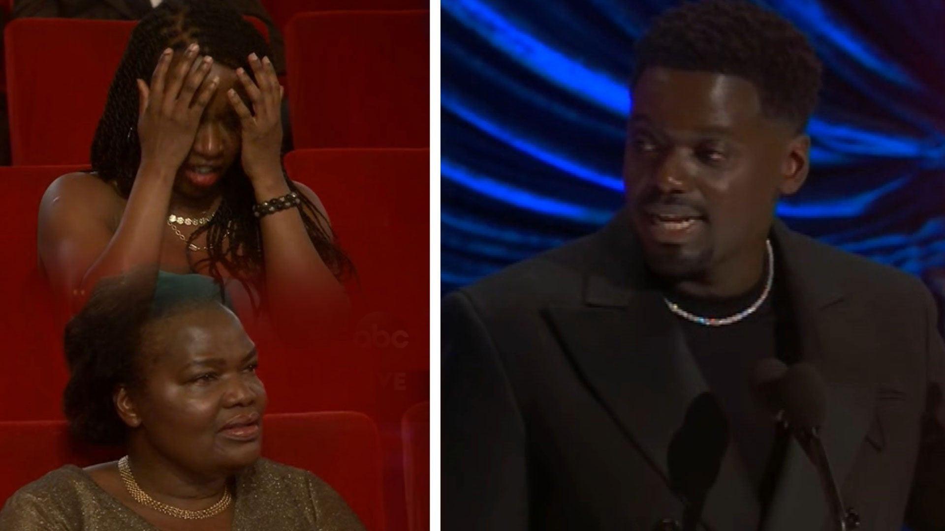 Oscars 2021: Daniel Kaluuya?s mom