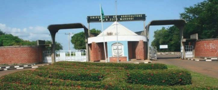 Students of Federal University of Agriculture in Benue state abducted on campus