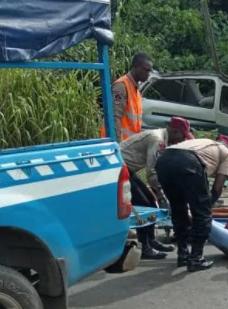 Nine wedding guests perish in an auto crash in Edo