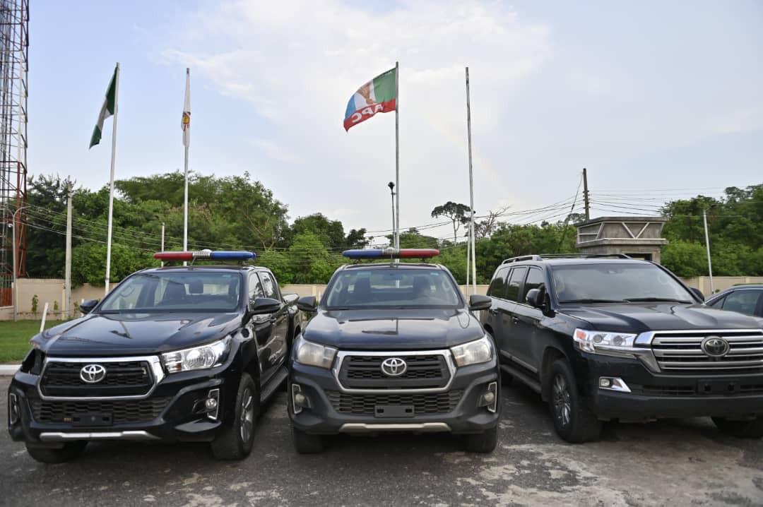 Ondo State Govt retrieves three vehicles from former Deputy Governor