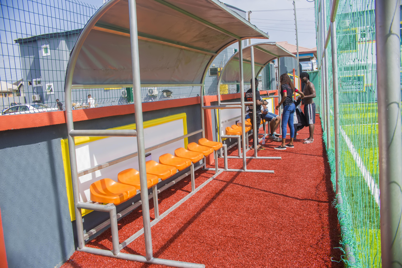 Darius group introduces first of its kind international standard Astro Turf sporting center & Event Center, Dariusturf