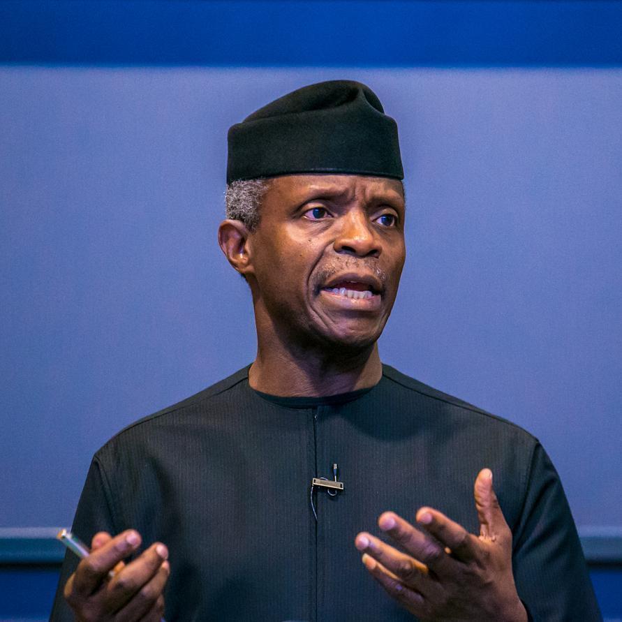 We are reorganizing Nigeria's security architecture - Osinbajo