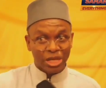 FFK shares throwback video of Gov El-Rufai blasting ex-President Goodluck Jonathan for not negotiating the release of the abducted Chibok girls
