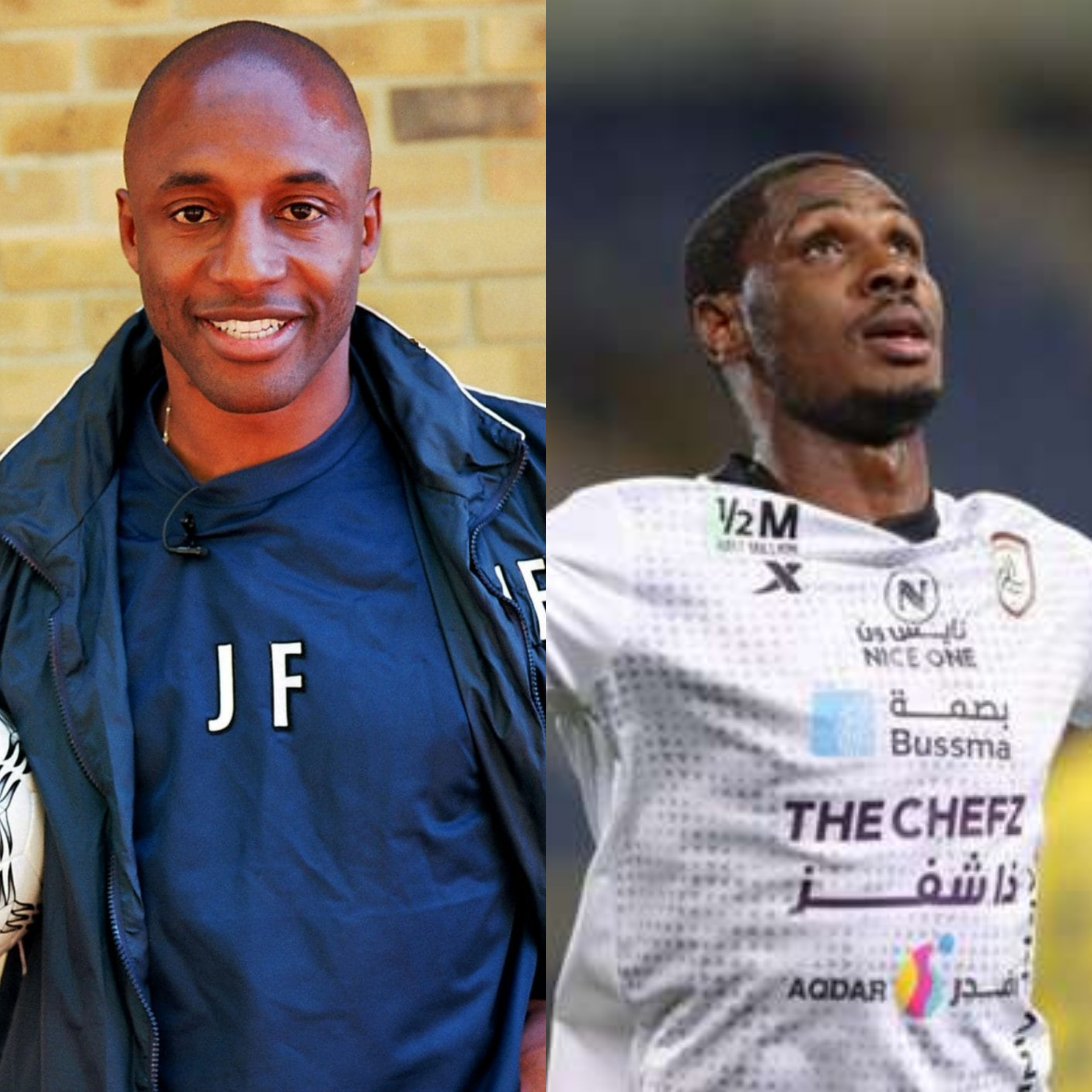 Bringing back Ighalo to Super Eagles could make Osimhen, Iheanacho, Onuachu depressed - John Fashanu advises Gernot Rohr