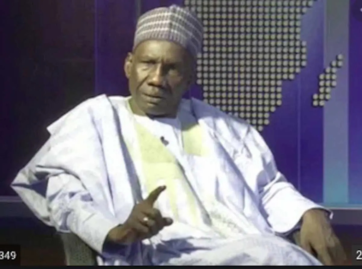 Boko Haram: People within the system are sabotaging military - Dean of Borno Elders Forum, Prof.  Khalifa Dikwa