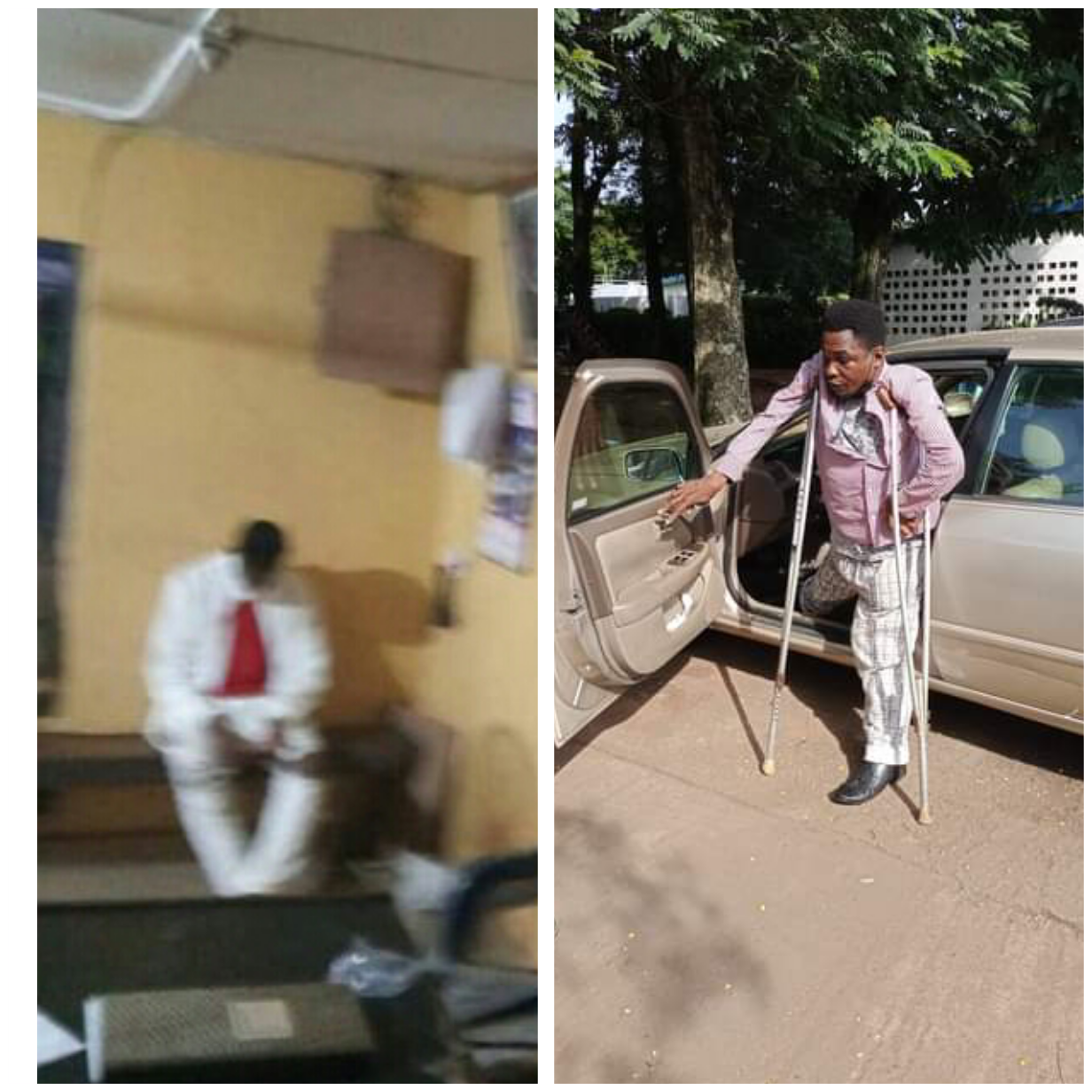"""Update: Court remands Edo community youth leader who allegedly assaulted physically challenged man for calling him by his name instead of """"chairman"""""""
