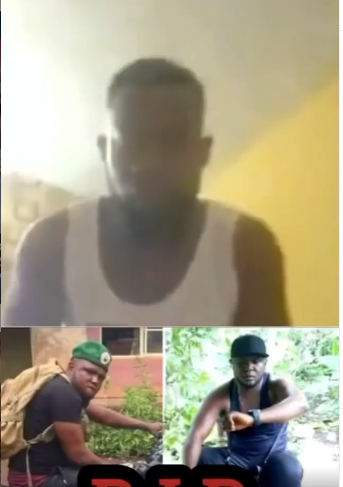 Man accused of giving information that led to the killing of IPOB/ESN  Commander, Ikonso denies the allegation (video)