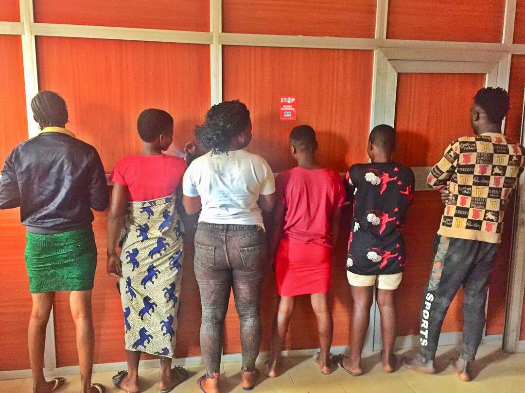 FRSC intercepts suspected human trafficker in Anambra, rescues 5 female victims