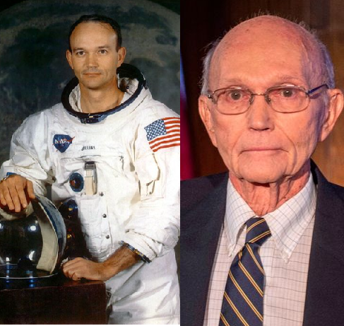 First Moon landing astronaut, Michael Collins dies aged 90