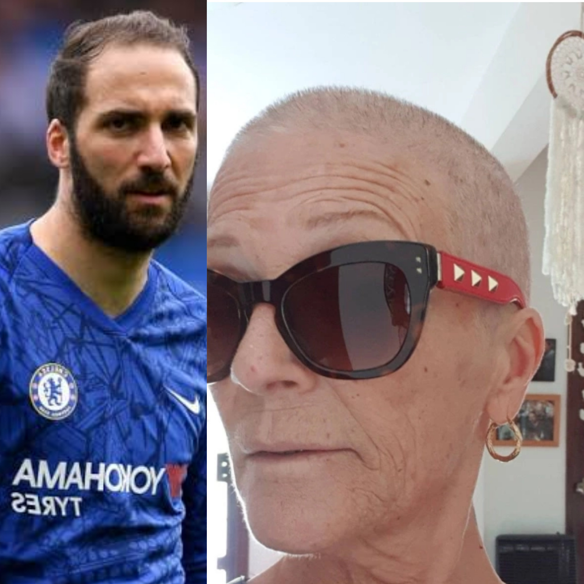 Footballer Gonzalo Higuain loses mum after battle with cancer