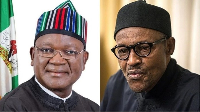 Benue Killings: Governor Ortom sees the problem of others and not his - Presidency