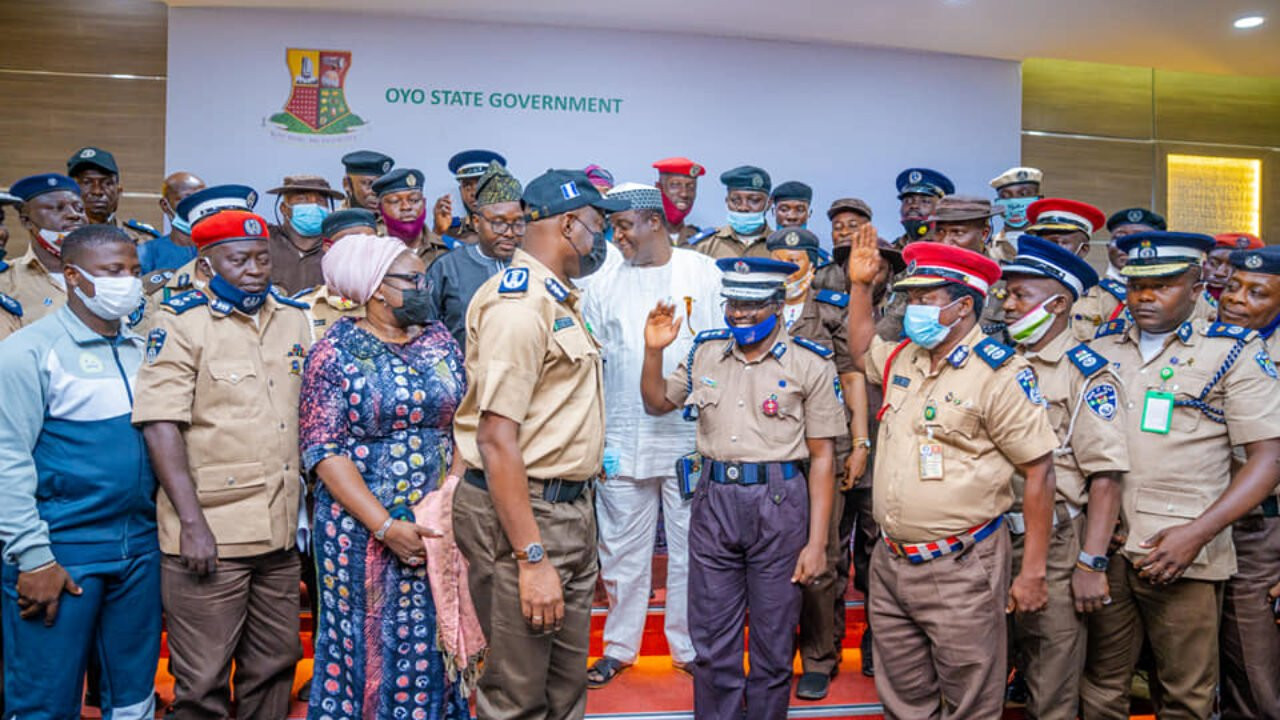 Insecurity: Oyo to deploy Man O? War operatives to schools