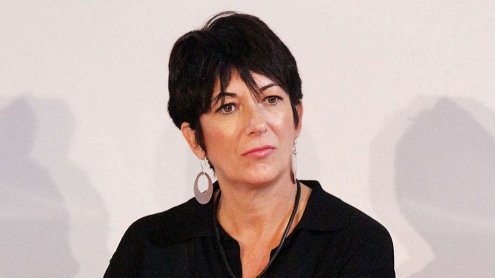 Ghislaine Maxwell pictured with black eye in first photo from prison
