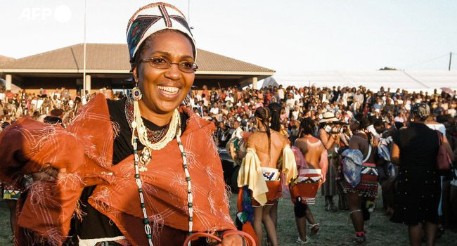 Late Zulu King's widow dies less than two months after husband's demise