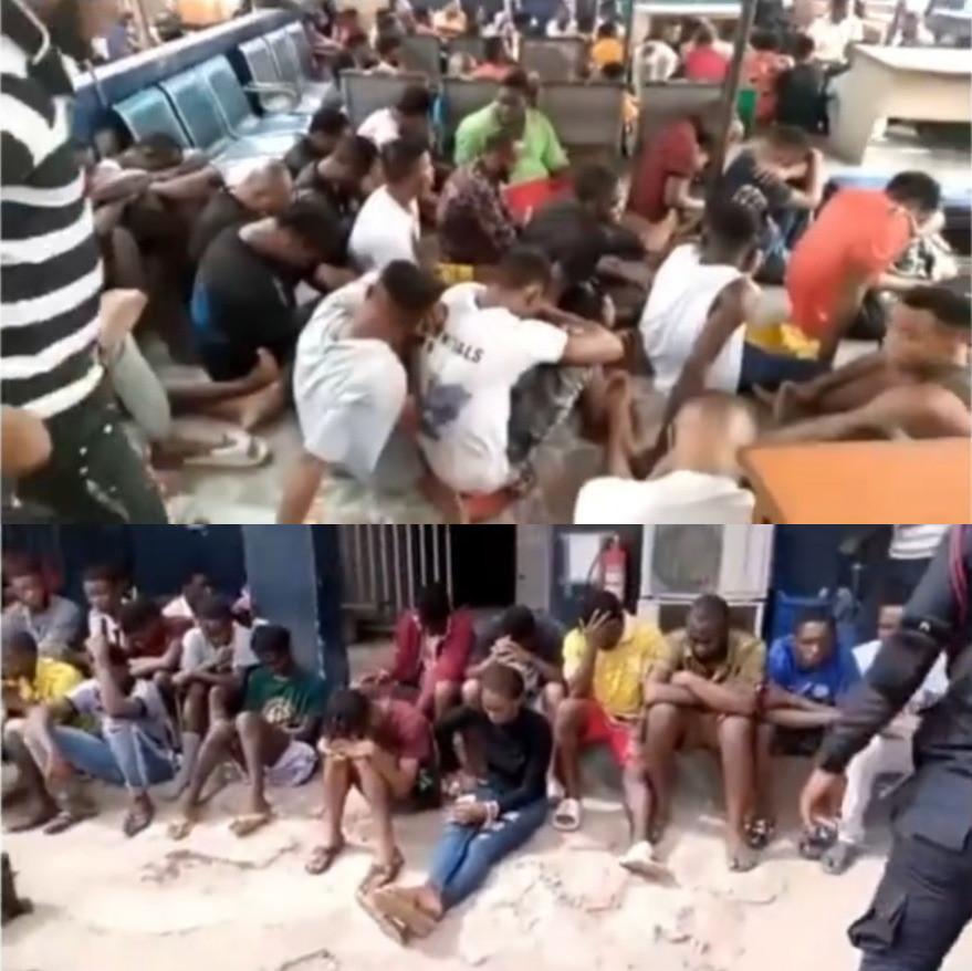 Ghana to deport 494 Nigerians (video)