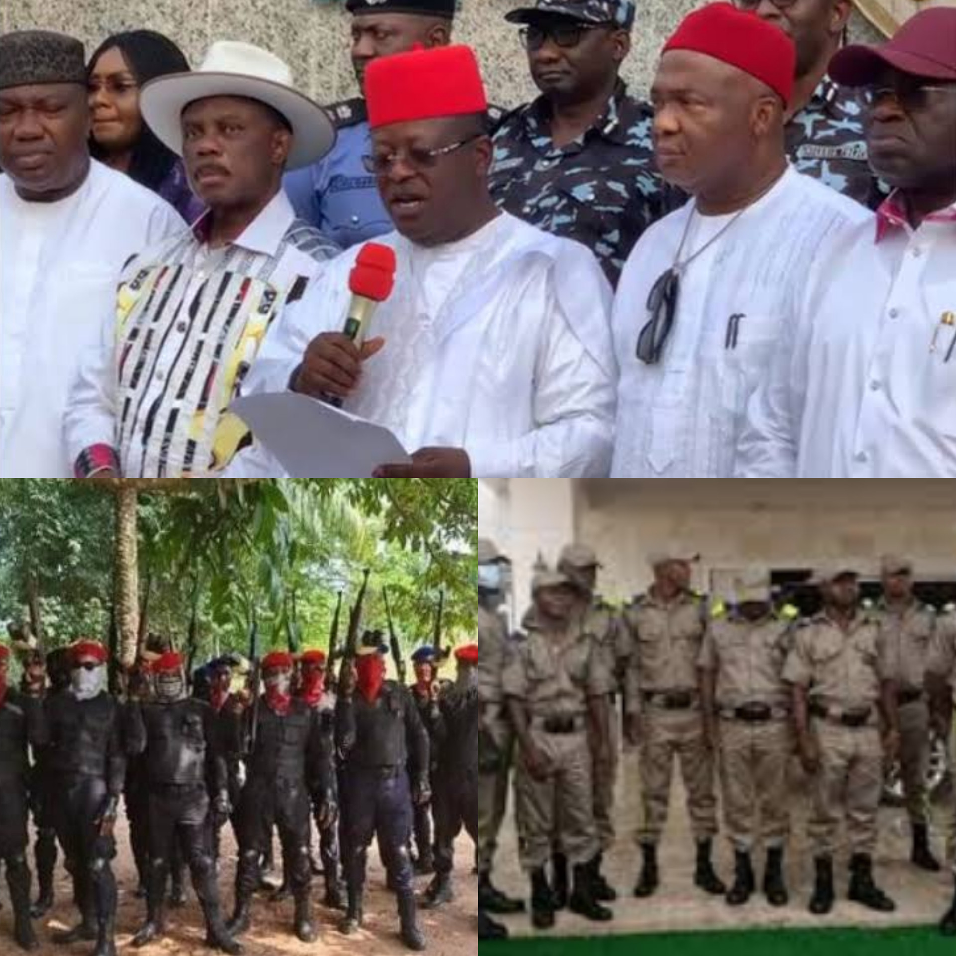 Ebubeagu not formed to fight IPOB, ESN ? South East Governors