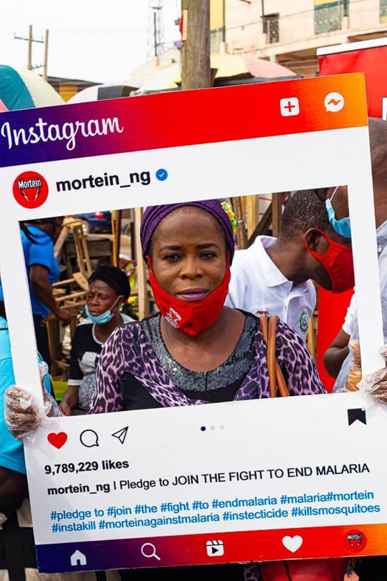Mortein, Ogun State Govt Join Forces to ?Fight To End Malaria
