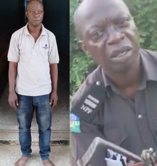 Police arrests bribe-seeking officer in viral video