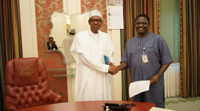 Religious and former political leaders plotting to ?overthrow? Buhari ? Presidency