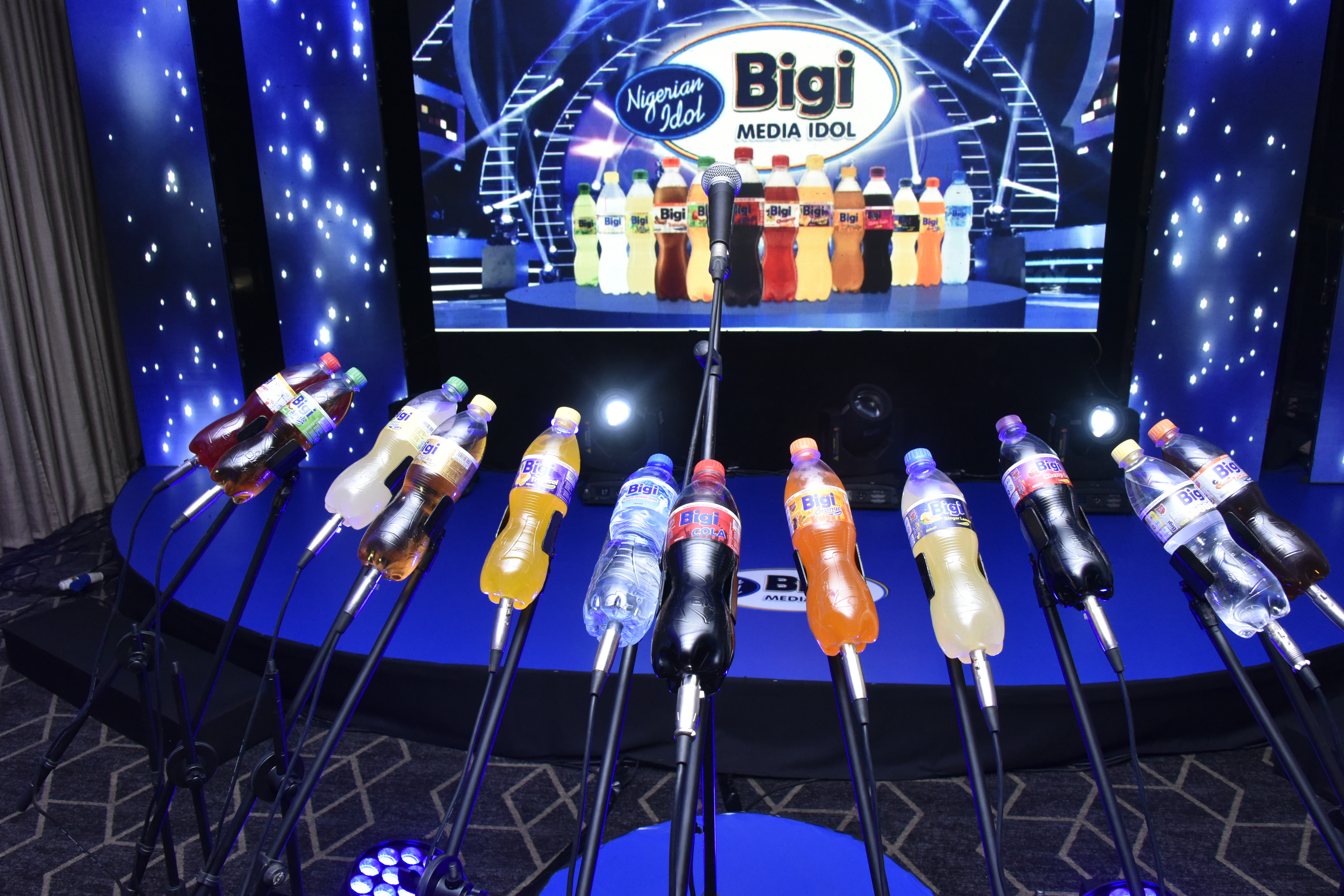 Bigi Dazzles Music Lovers, Takes Activation To Another Level By Turning Brand Variants To Microphones