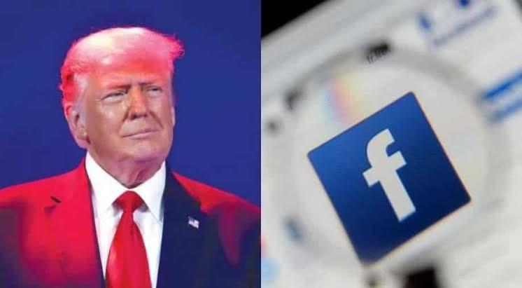 Facebook board upholds Trump ban