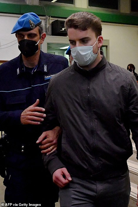 Two students, 20 and 21, sentenced to life imprisonement for murdering Italian policeman in drug deal gone wrong