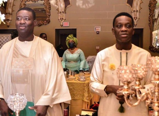 Leke Adeboye reacts to the death of his brother, Dare