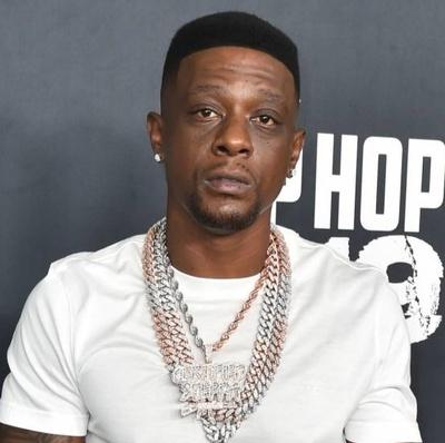 Rapper, Boosie Badazz advises men to