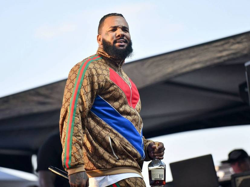 The Game names his top 10 best rappers alive, says he