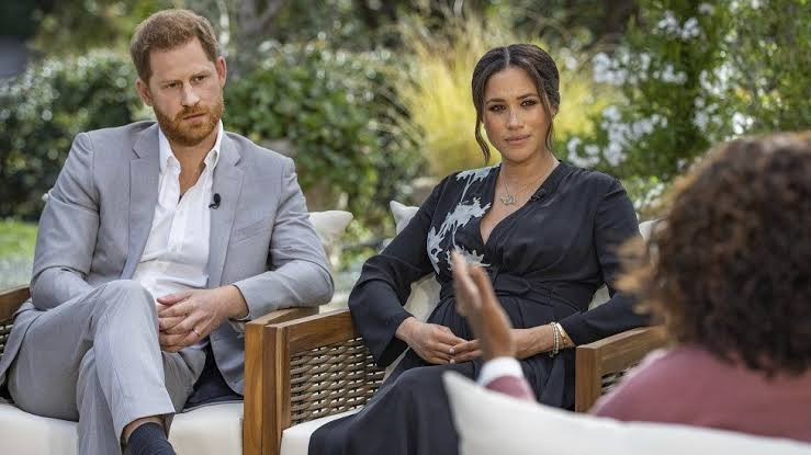 Prince Harry ?wanted to rock the boat? with Oprah interview and he ?doesn?t regret it for one minute? - Royal author says