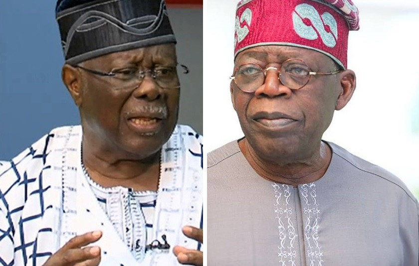 If Tinubu becomes president, I?ll cease to be Nigerian - Bode George