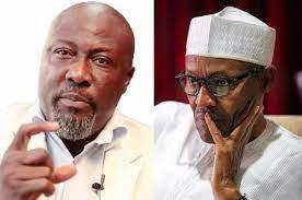 President Buhari should speak to us? we didn?t vote for Garba Shehu or Femi Adesina - Dino Melaye