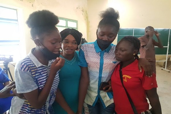Freed Kaduna forestry students reunite with families, colleagues