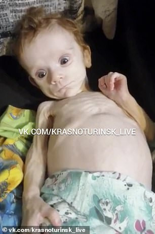 Mother being investigated for attempted murder after locking her emaciated