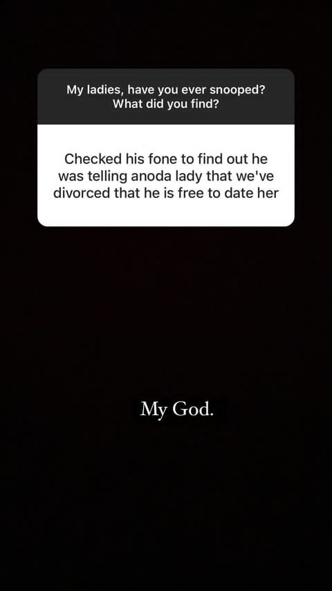 """""""I found out he was sleeping with a man"""" - Nigerian women make shocking revelations after snooping through their partners"""