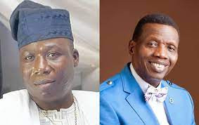 Yoruba activist, Sunday Igboho, mocks Pastor Adeboye over the death of his son (video)