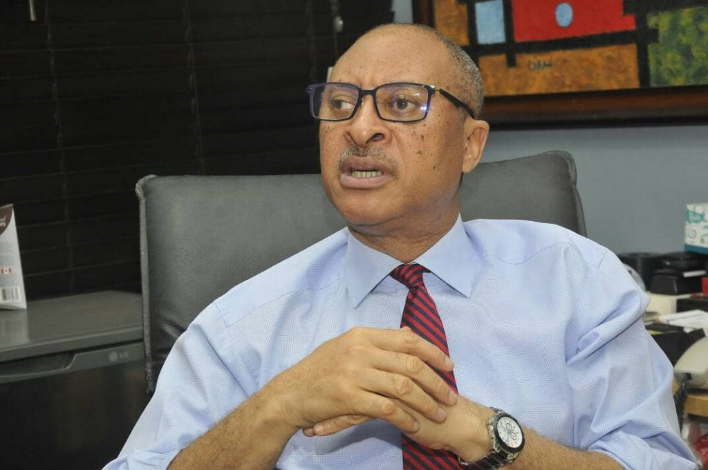 People who are in power are the ones who have ordered a coup against the Nigerian people - Pat Utomi counters Presidency