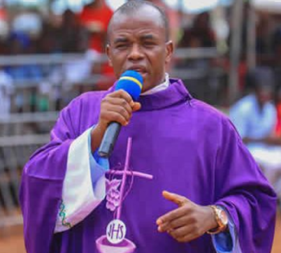 Mbaka begs Catholic church and Bishop for forgiveness (video)