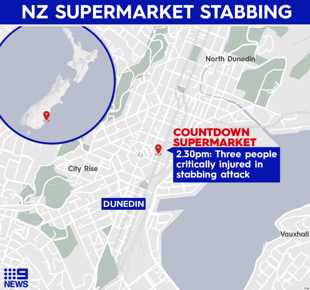 Zealand supermarket