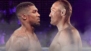 Tyson Fury lashes out at Anthony Joshua as the announcement for their proposed heavyweight world title fight draws closer