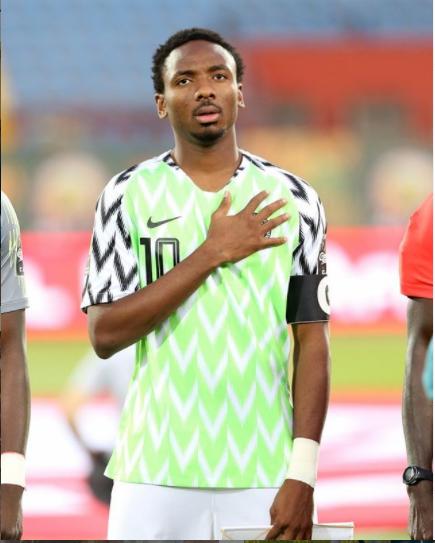 Nigerian striker, Kelechi Nwakali denies plan to dump Nigeria for another country