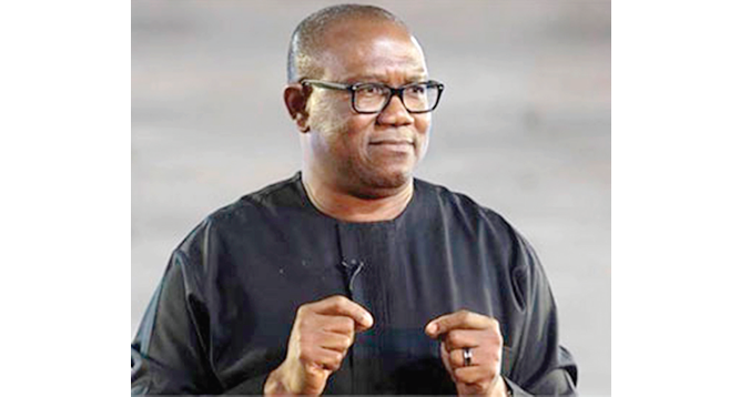 Prominent Nigerians have been plotting to blackmail and link me to sponsorship of the Biafran movement - Peter Obi