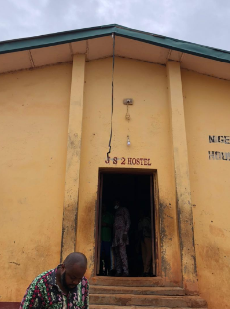 """""""Our wards use maggot-infested toilets and live like prisoners"""" Parents petition education minister over deplorable state of Federal Girls College Nise (photos/video)"""