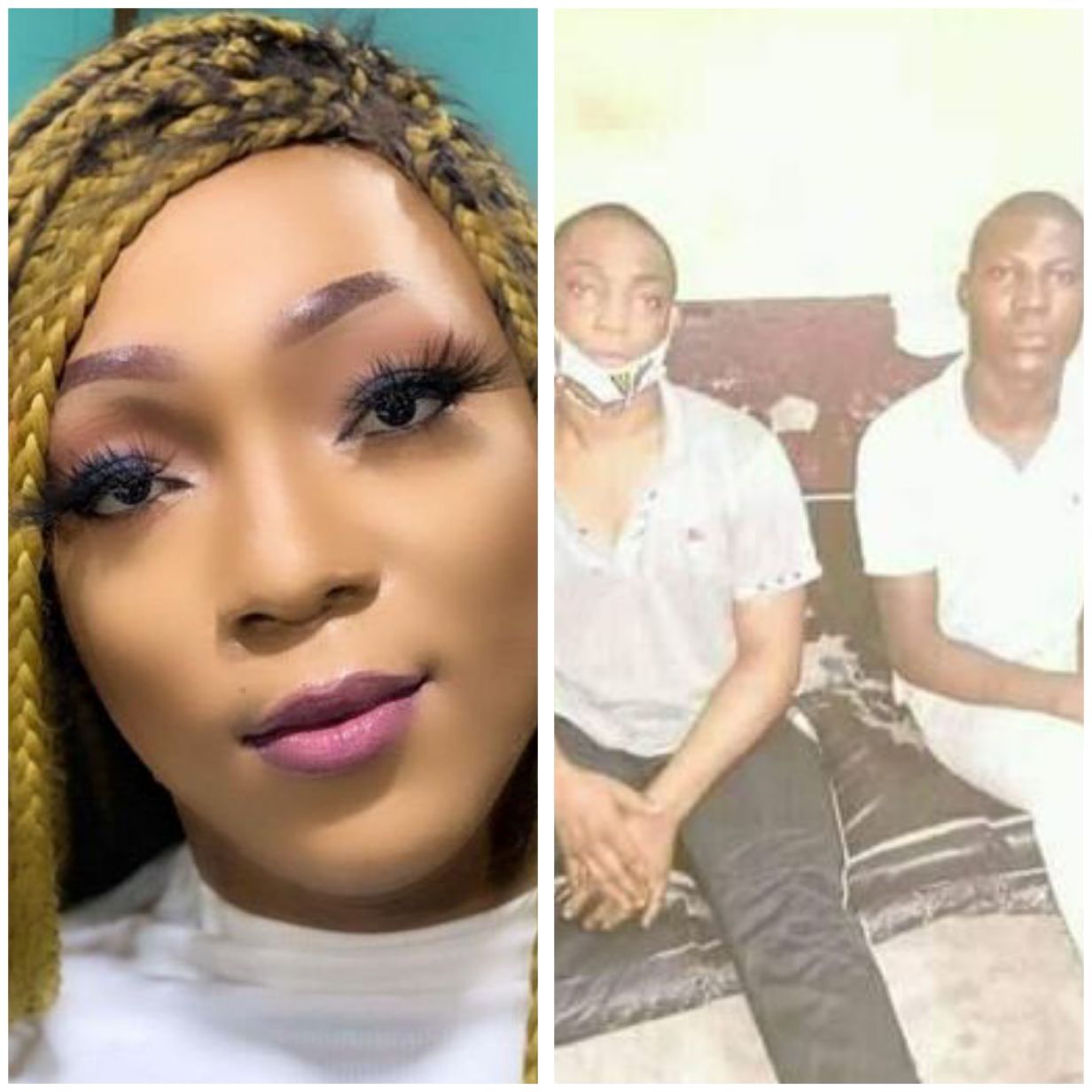 Popular Cameroonian crossdresser, Shakiro, one other sentenced to 5 years in prison for